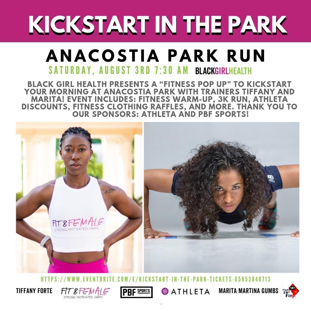 Kickstart in the Park