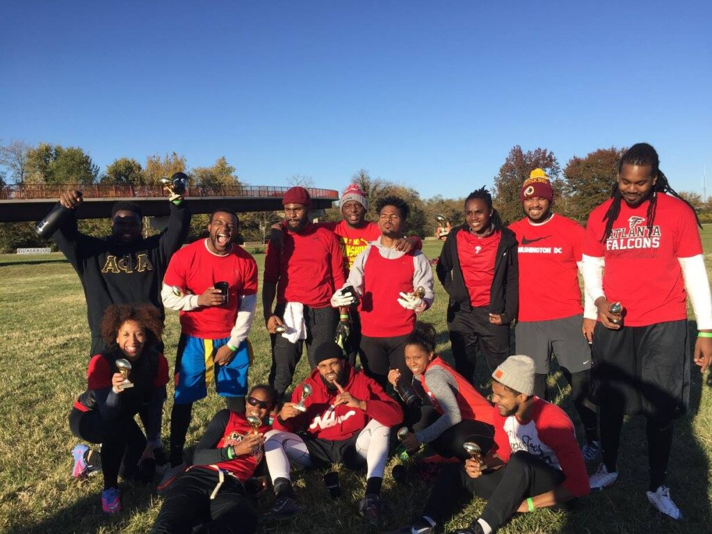 2016 Veteran's Day Classic Tourney Champs: The Conglomerate