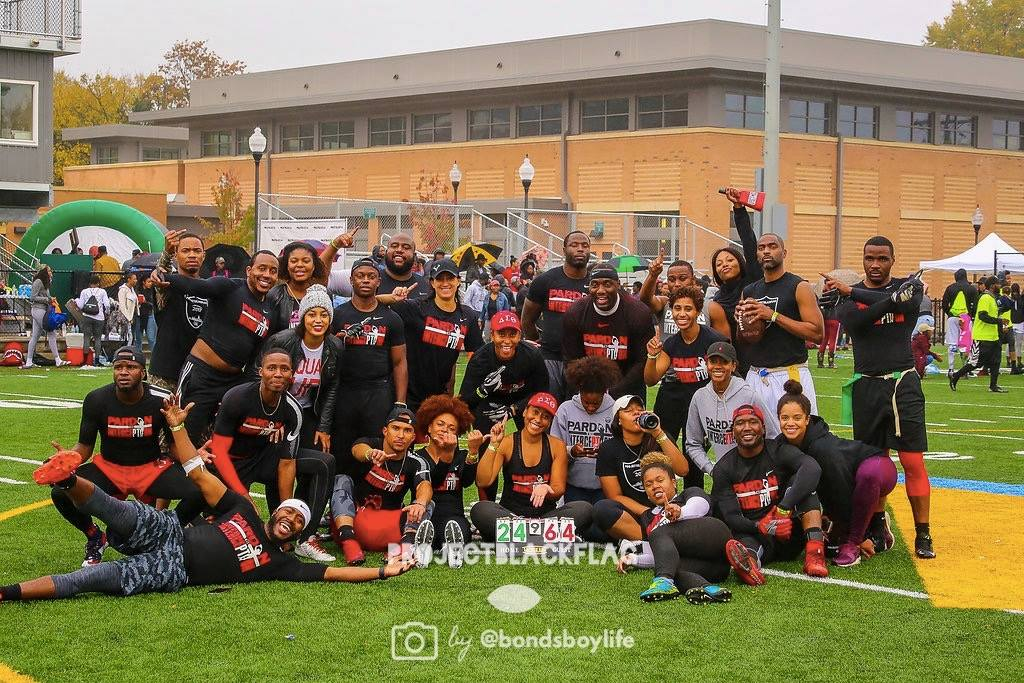 2017 Fall League Champs