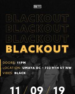 blackout 2019