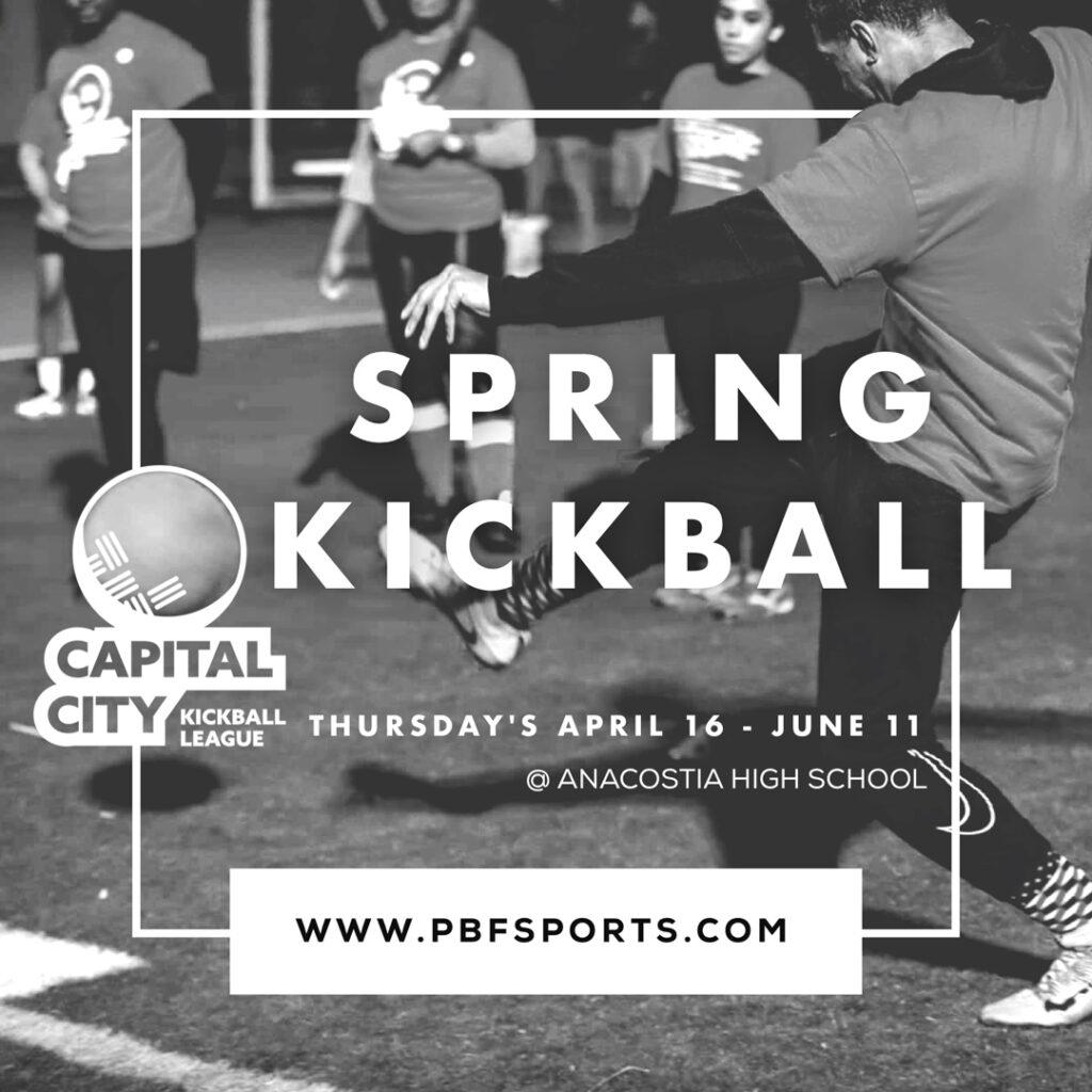 Spring 2020 Kickball