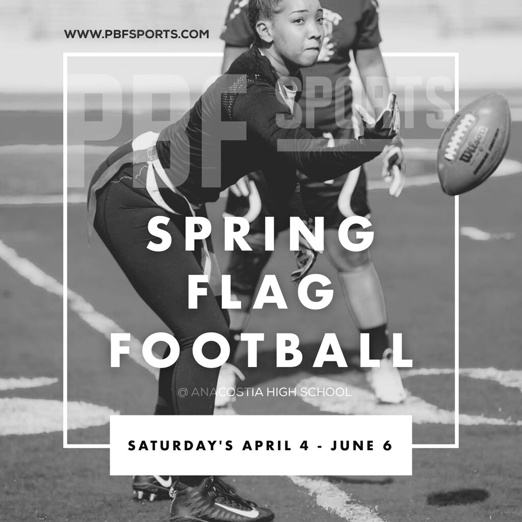 Spring 2020 Coed Flag Football
