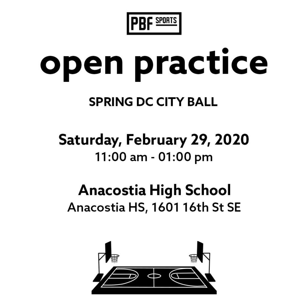 basketball open practice
