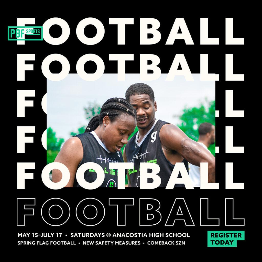 Spring 2021 Flag Football