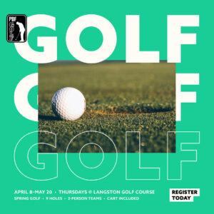 Spring 2021 Golf