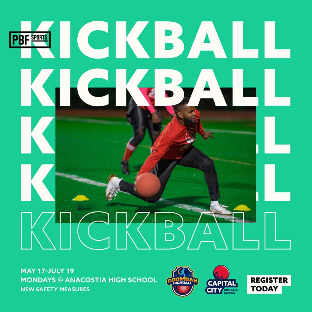 Kickball Spring 2021