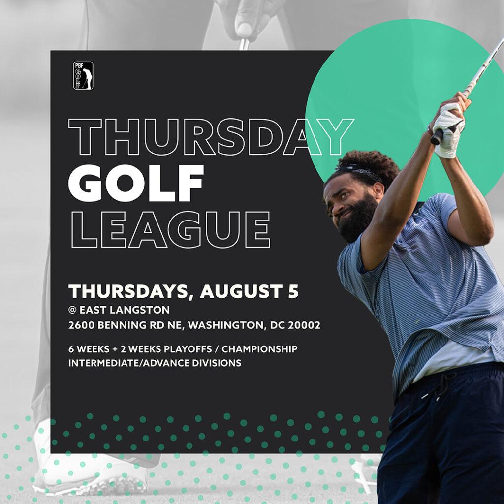 Thursday Golf League