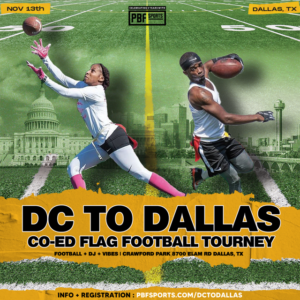 DC to Dallas tournament