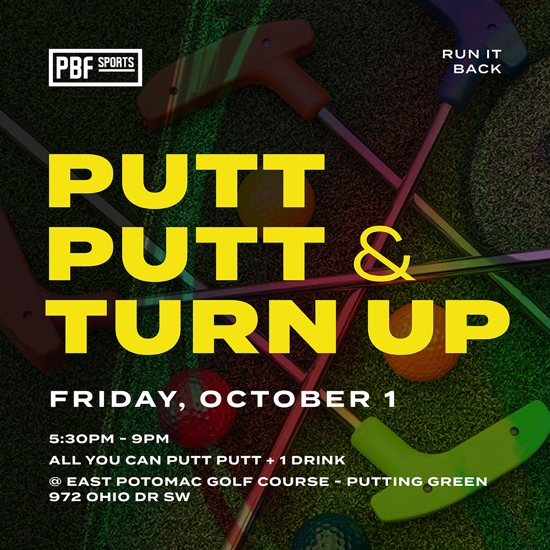 Putt Putt & Turn Up
